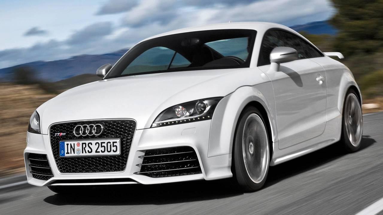 Audi TTRS (2009)
