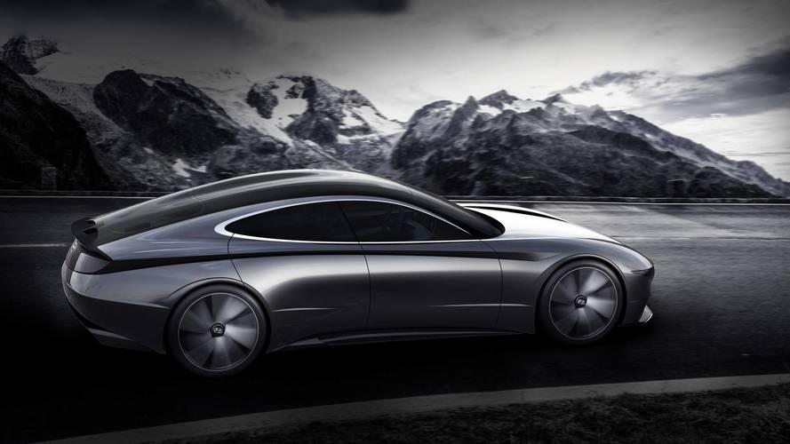 Hyundai en route vers plus d'audace esthétique