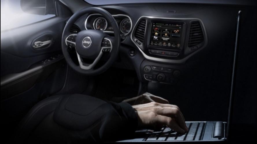 Sicurezza auto, FCA