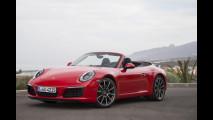 Porsche, la gamma modelli 2017