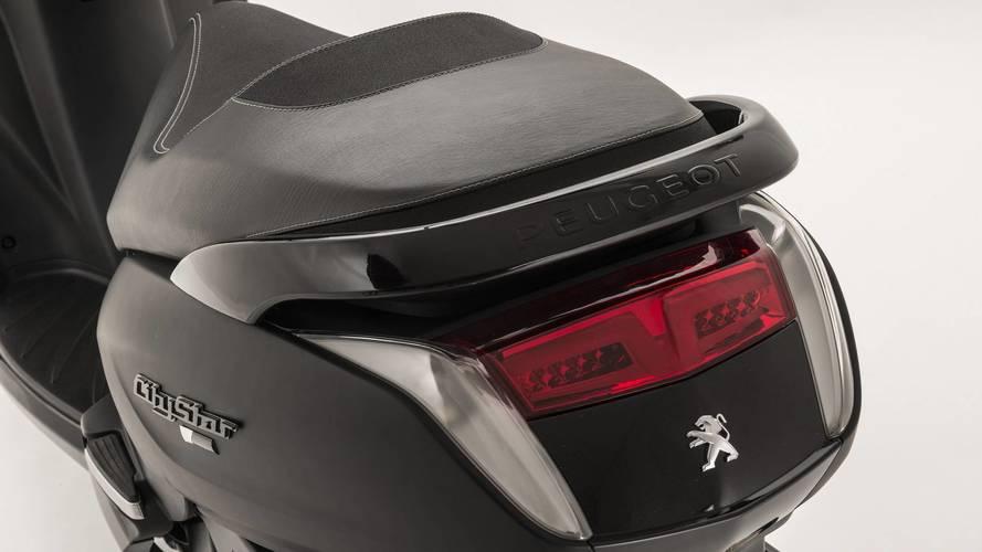 Peugeot Citystar 125 Black Edition 2018