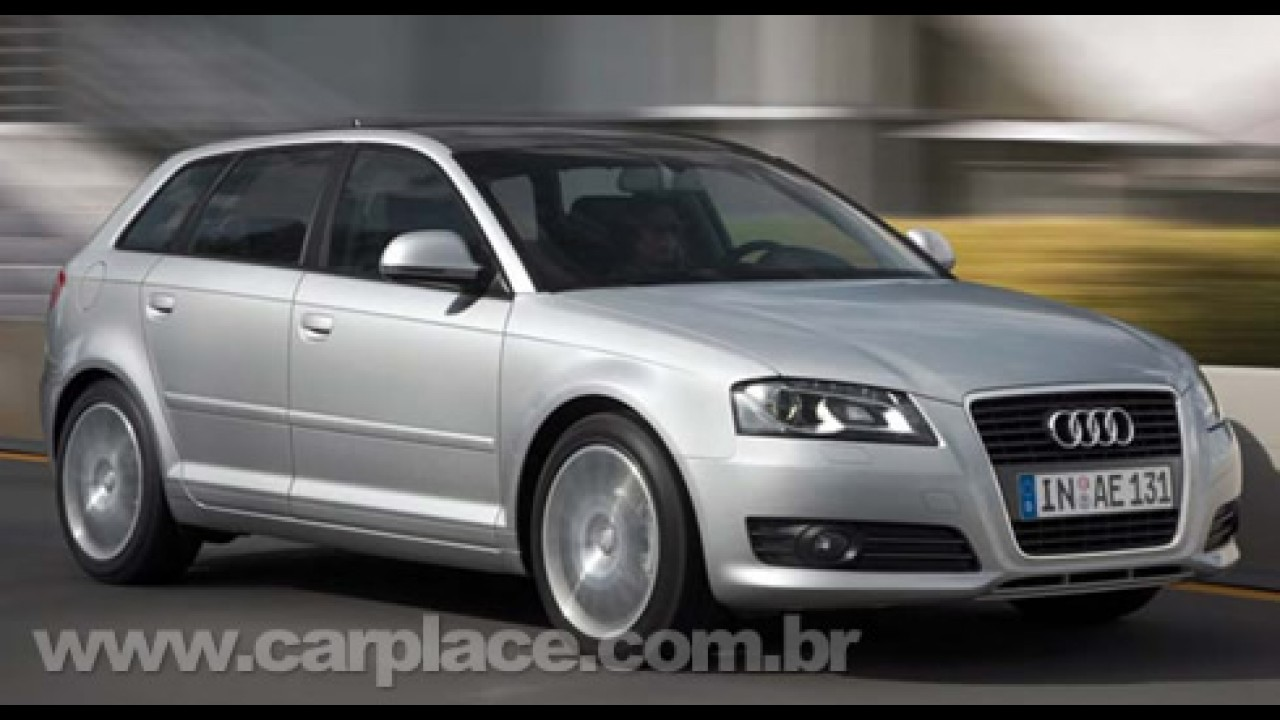 Audi oferece A3 Sportback com financiamento em 24 vezes sem juros