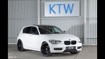KTW BMW 1 Series Black and White