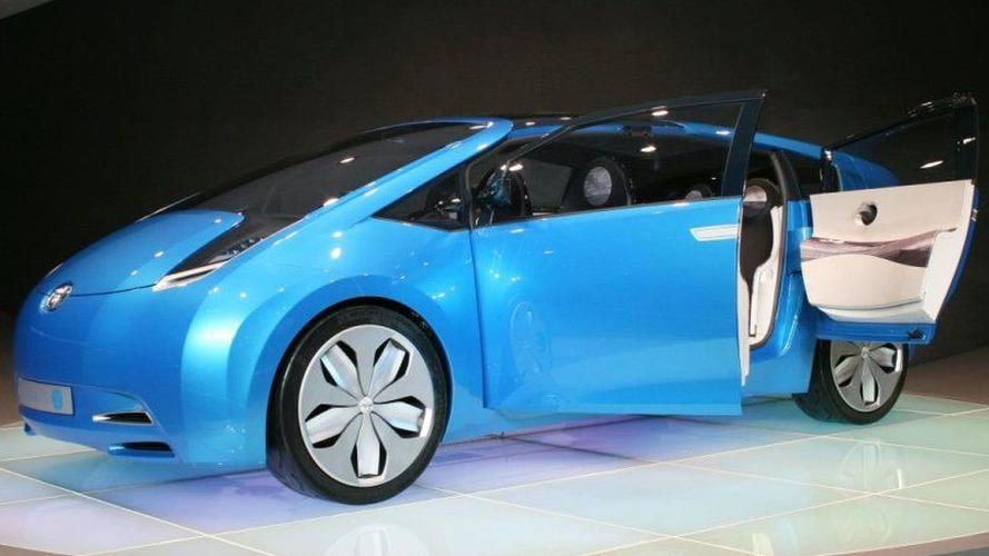 Toyota Prius Wagon and SUV Rumored