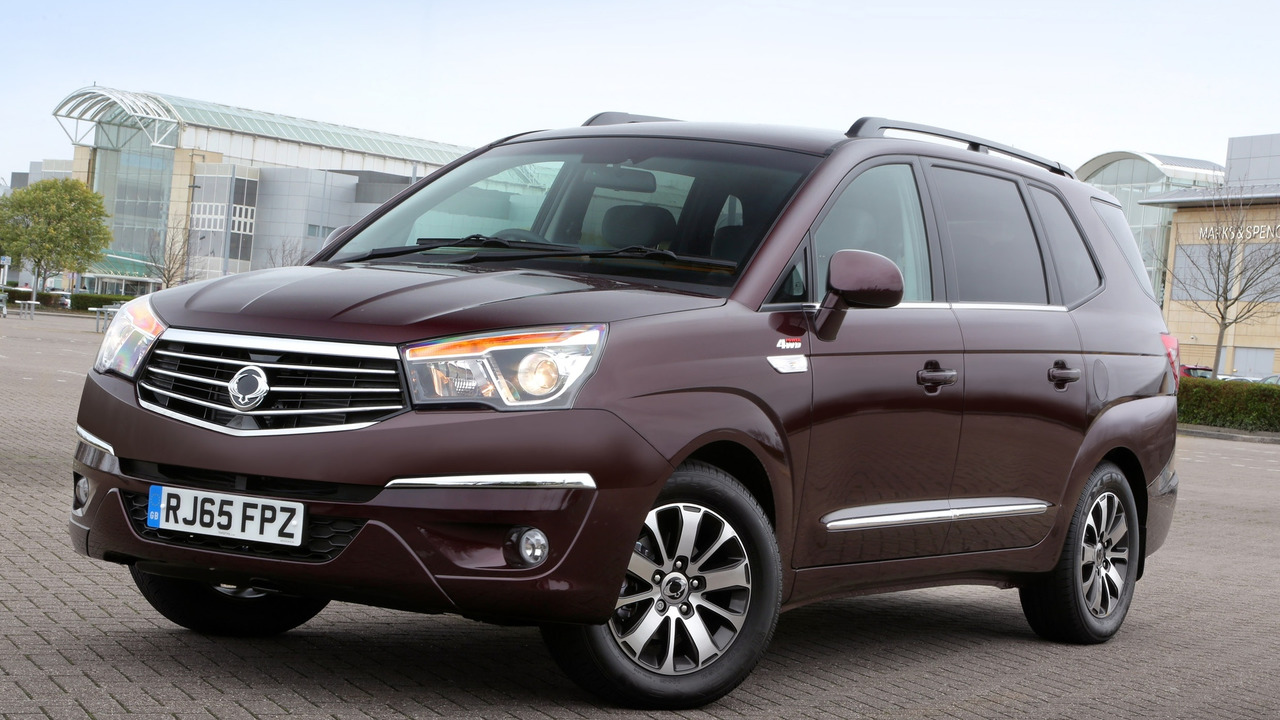 Ssangyong Turismo – from £18,895