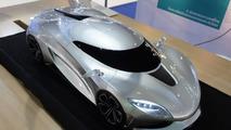 Koenigsegg Utagera design concept