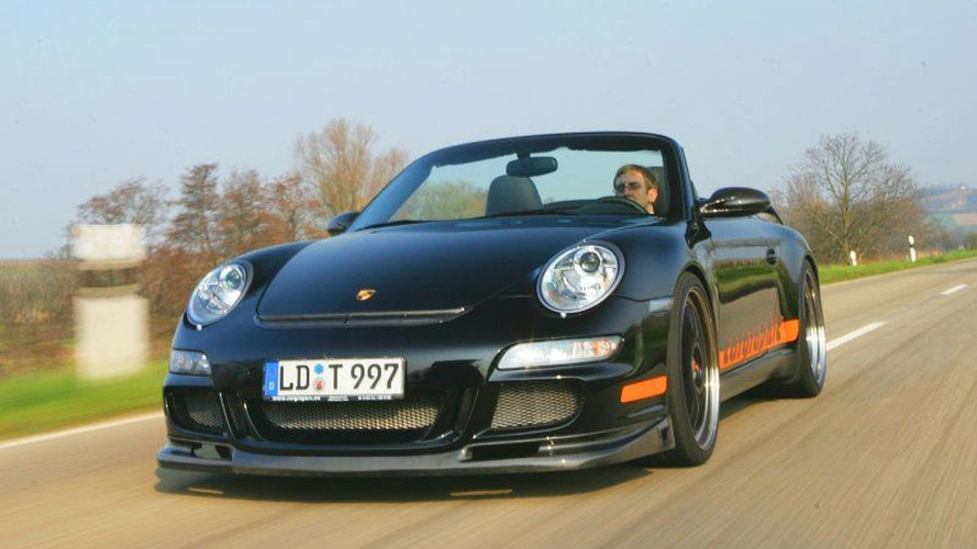 WCF Test Drive: Cargraphic GT3 RSC