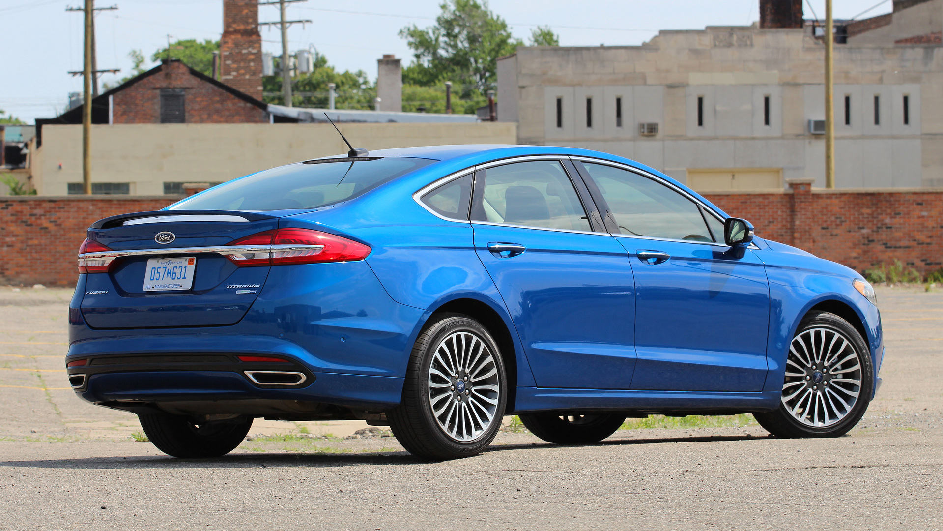 ford and fusion photo reviews test assistance hybrid s safety driver original car review platinum