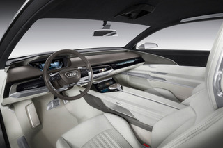 Audi Prologue Concept Packs 605HP, Aims for S-Class Coupe
