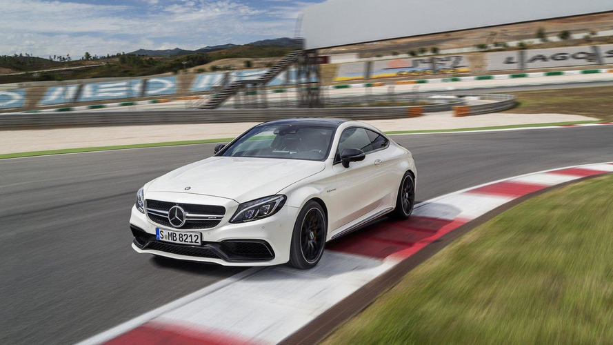 Mercedes-AMG C63 AMG gets detailed ahead of Frankfurt