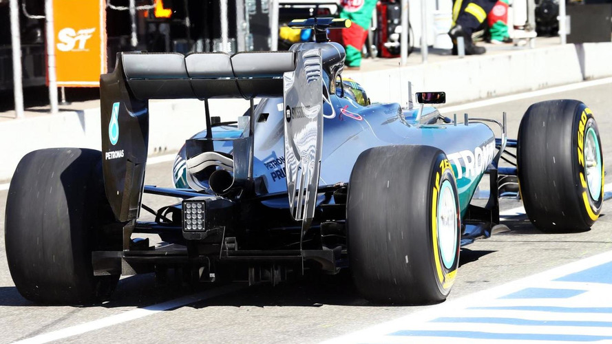 F1 has turned up the volume in 2015 - Lauda