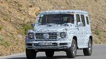 Next-gen Mercedes-Benz G-Class spy photo