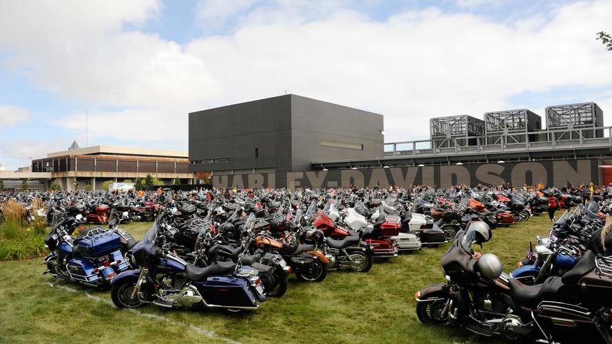 Harley-Davidson facing takeover?