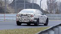 2017 BMW M5 spy photos