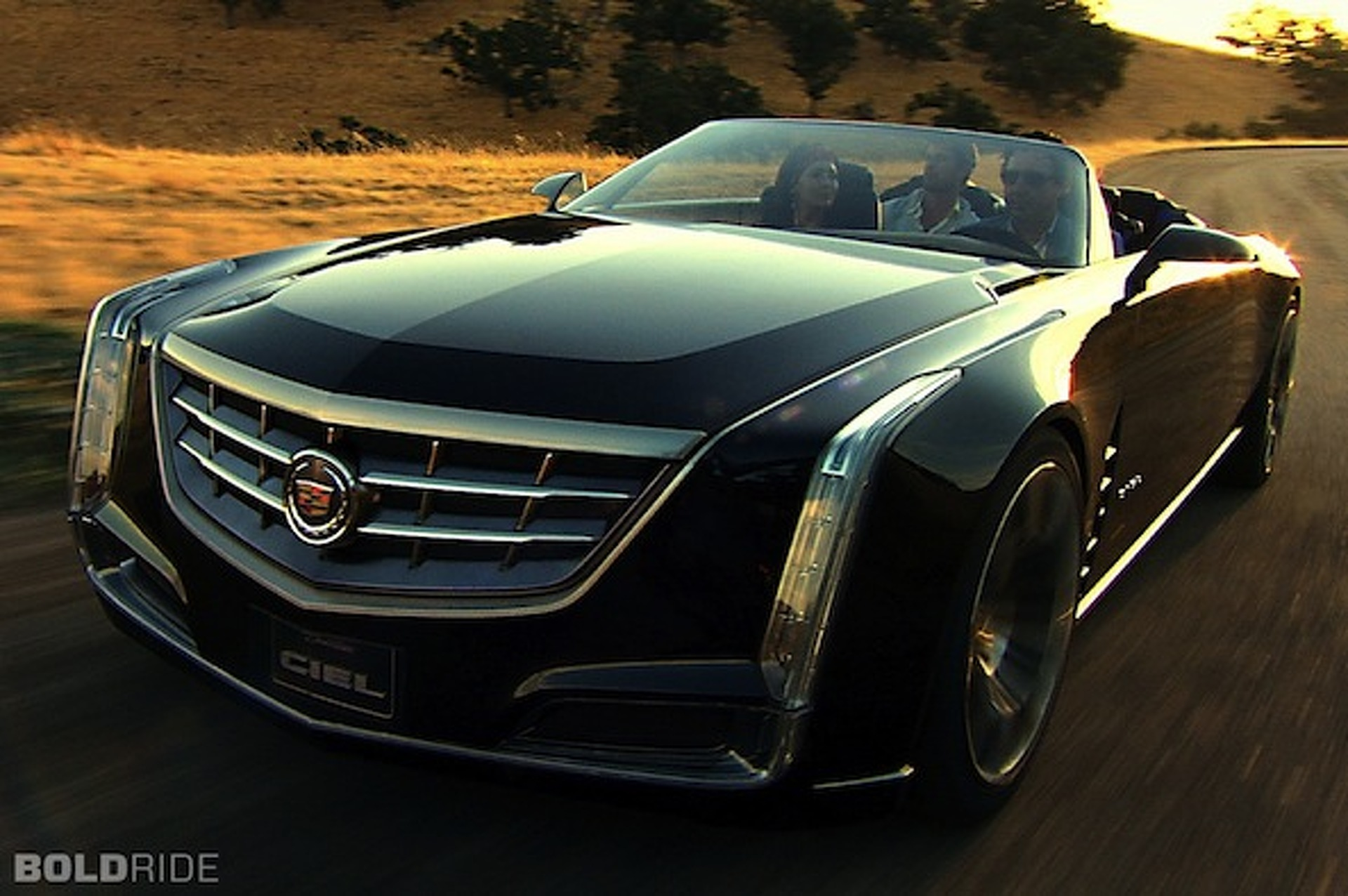 Cadillac Ciel: The Ultimate Cruising Machine