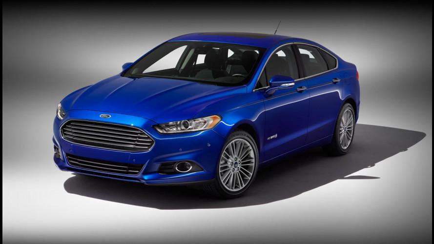 Ford Fusion, la nuova Mondeo