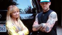 Nicole Richie and rock musician Joel Madden are owners Mercedes-Benz BlueTEC vehicles