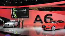 2012 Audi A6 - 2011 NAIAS