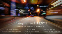 Living in the Lights Film screenshot by Bandito Garage