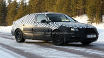 Next-Gen Saab 9-5 Prototype