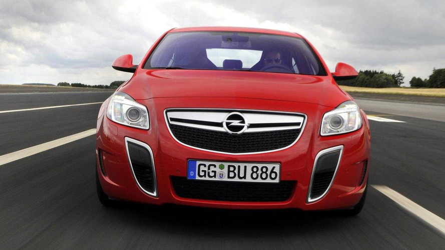 Opel bumps up the V-Max with Insignia OPC 'Unlimited'