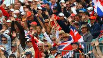 British GP tickets off to record-setting start