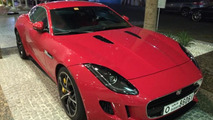 Jaguar F-Type R Coupe in Dubai