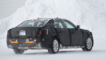 2016 Cadillac LTS / flagship by spy photo