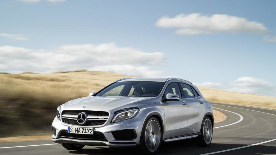 2019 Mercedes GLA to be larger, could spawn a coupe variant