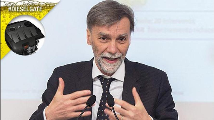 Dieselgate, il Ministro Delrio annuncia controlli a campione per tutti i marchi
