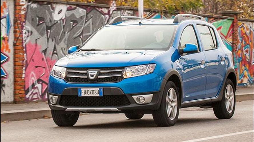 Dacia Sandero Stepway Turbo GPL, risparmio a tutto tondo