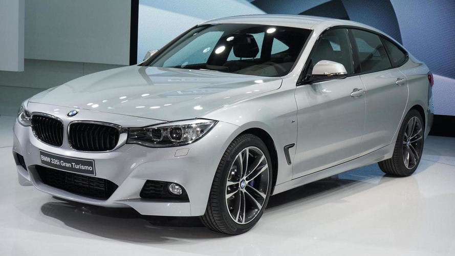 BMW 3-Series Gran Turismo getting xDrive variant in UK
