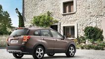 2013 Chevrolet Captiva facelift en route to Geneva Motor Show