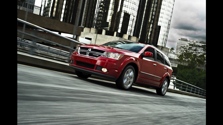 Il Dodge Journey diventa Fiat Freemont