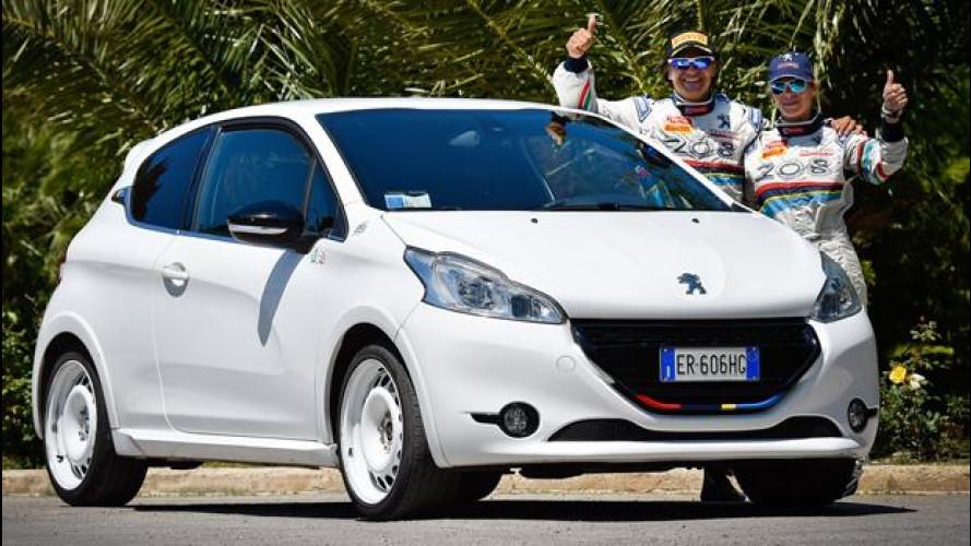 Peugeot 208 GTi ora è