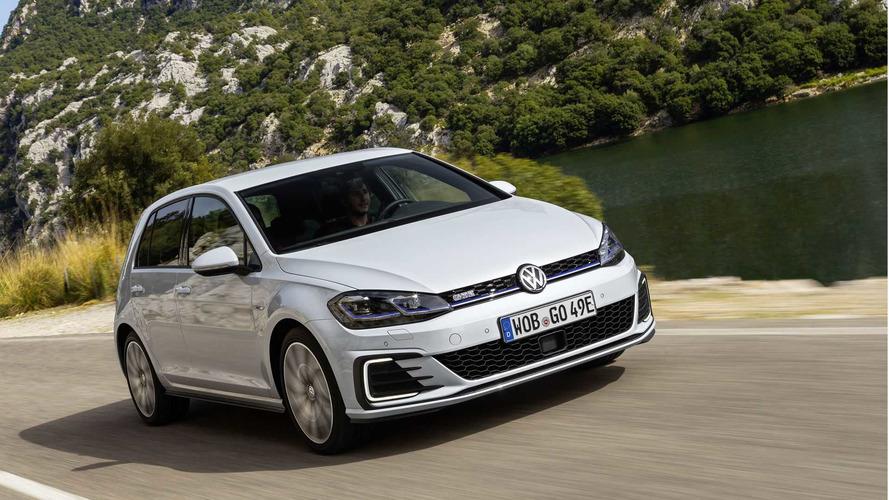 VW Golf GTE híbrido será vendido na Argentina em 2018