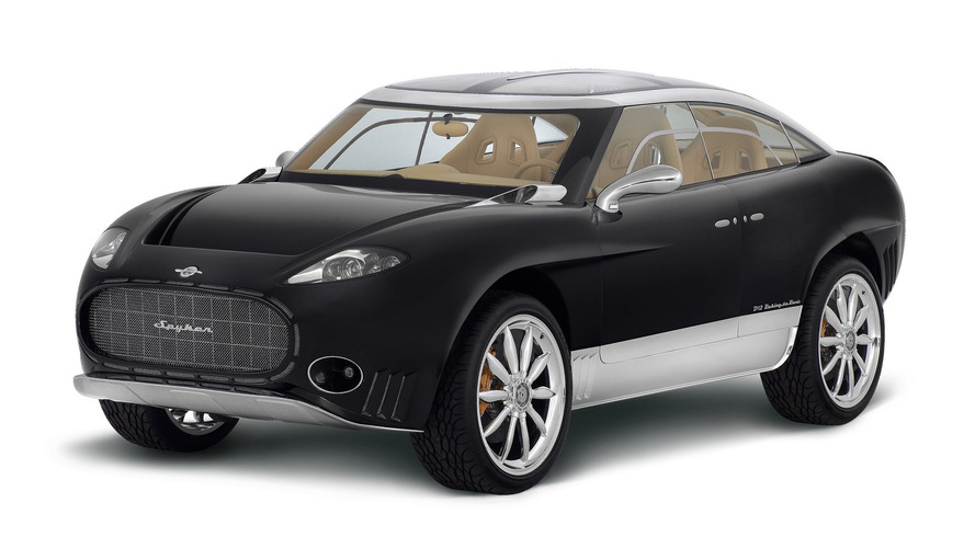 Spyker SUV Partially Engineered By Lotus To Get Hybrid Power