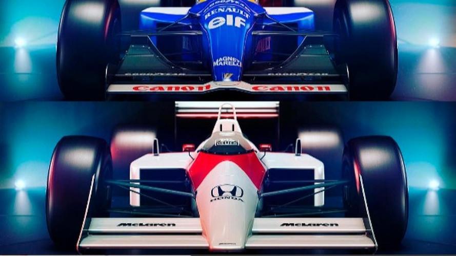 Vídeo - Novo jogo da F1 terá McLaren do 1º título de Senna