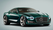 2015 Bentley EXP 10 Speed 6 concept