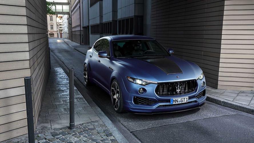 VIDÉO - 500 chevaux pour le Maserati Levante par Novitec