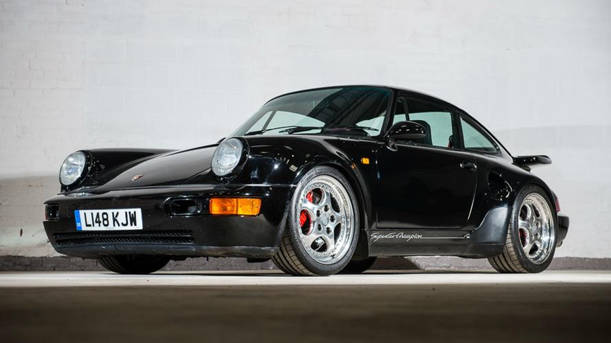 1993 Porsche 911 964 Turbo S Leichtbau Motor1 Com Photos