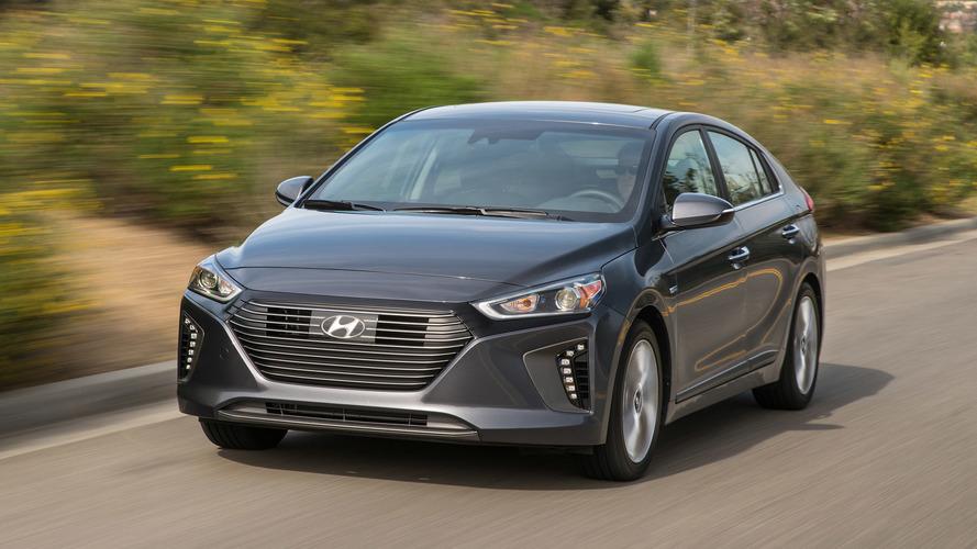 2017 Hyundai Ioniq Hybrid: İlk Sürüş