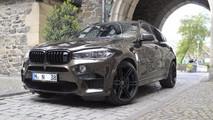 BMW X6 M par Manhart