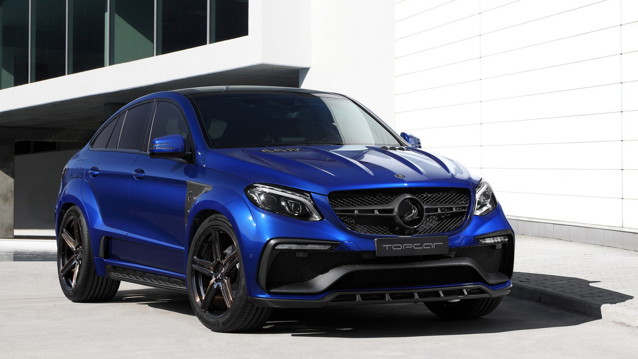mercedes amg gle 43 par topcar. Black Bedroom Furniture Sets. Home Design Ideas
