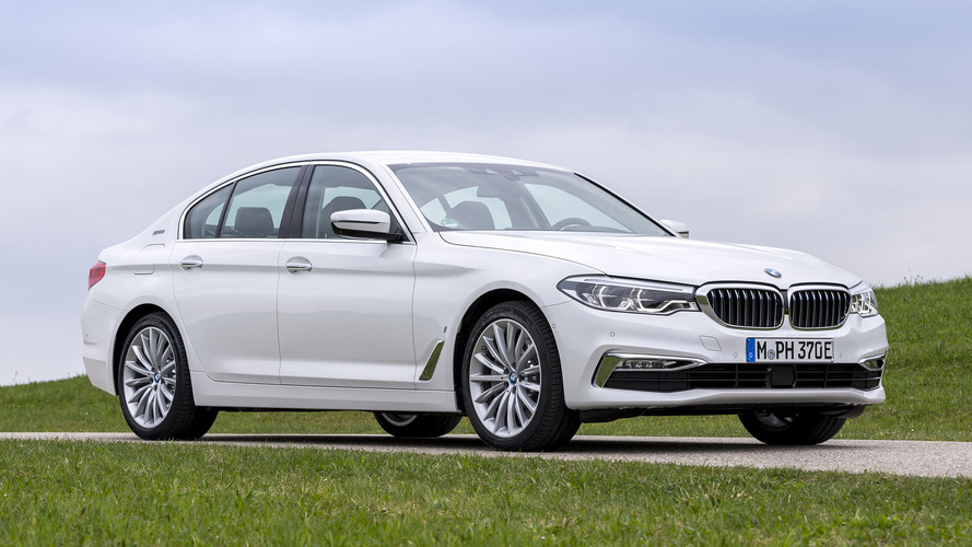 2018 BMW 530e Review: A Totally Different Electrolux
