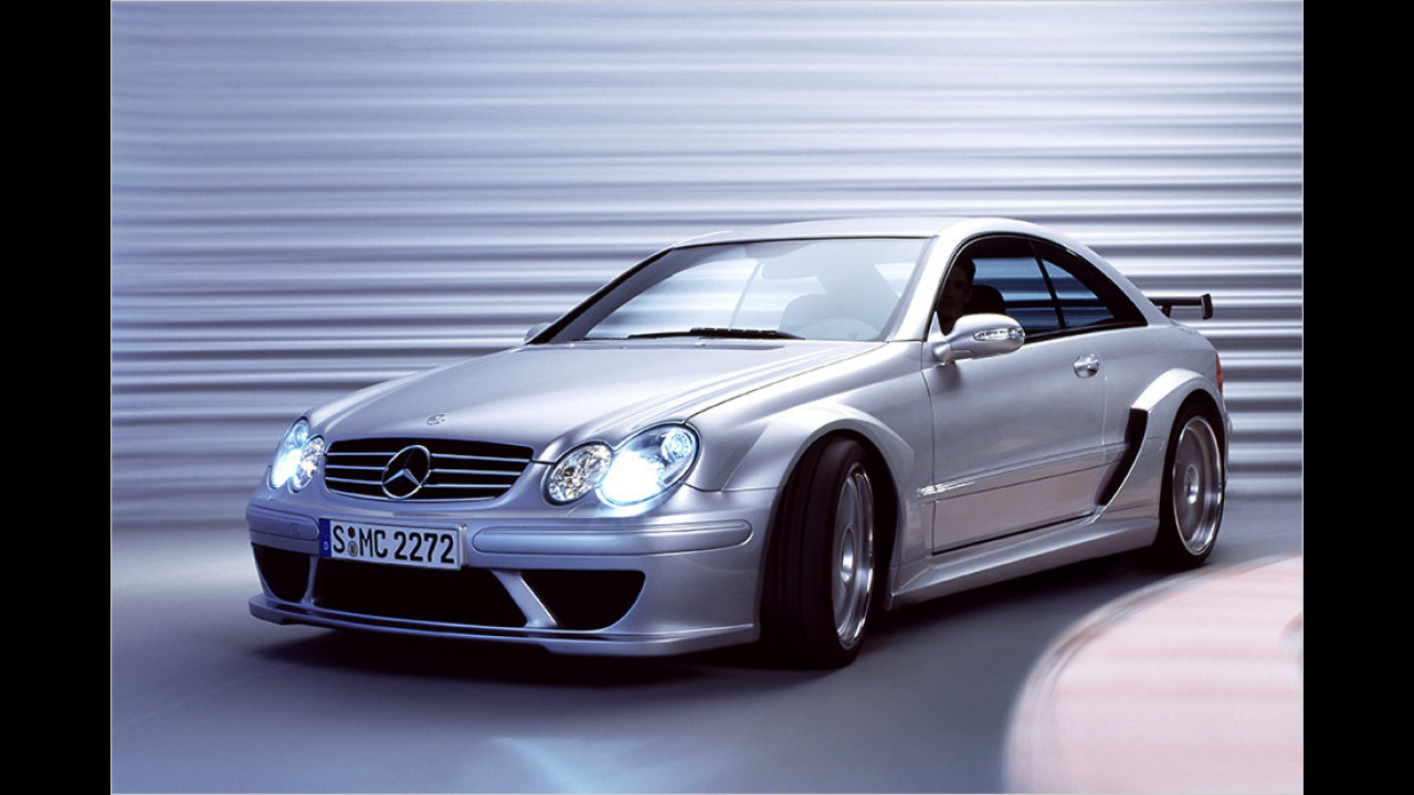 2004: Mercedes CLK DTM