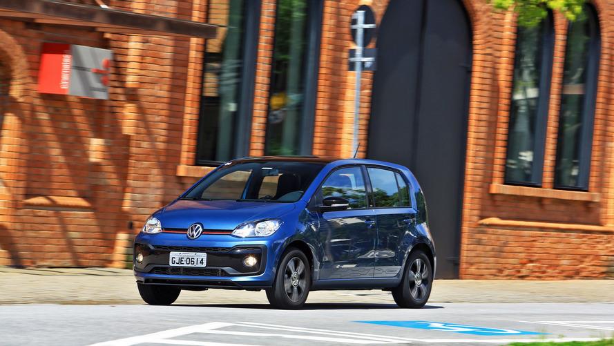 VW responde à Renault sobre o up! com ajuda de Rafinha Bastos