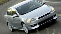 New Mitsubishi Lancer Sports Sedan