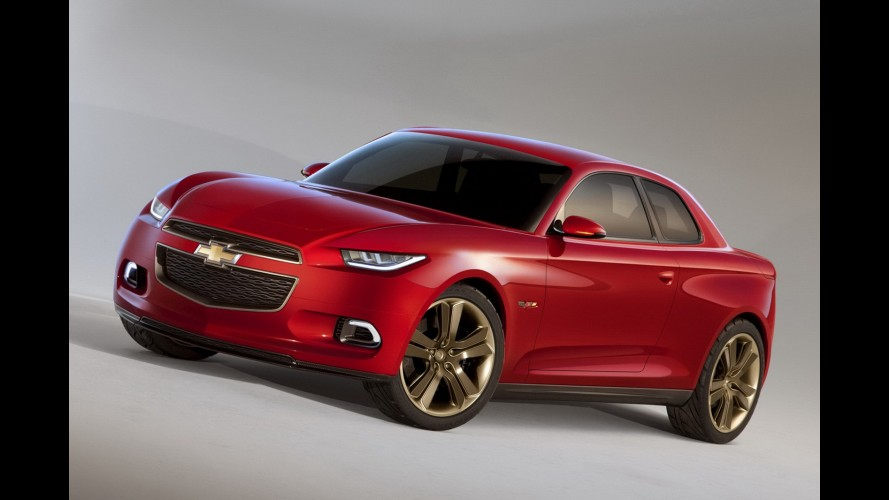 General Motors diz que pensa em um esportivo compacto de tração traseira