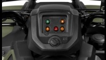 Honda lança quadriciclo TRX 420 Fourtrax 2014 - confira impressões